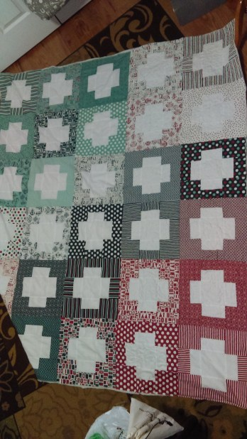 Mostly Quilted