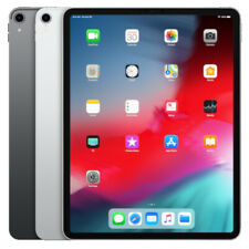 Apple iPad Pro 11in - 3rd Gen. (2018) - 64GB 256GB 512GB 1TB - LTE - Two Colors