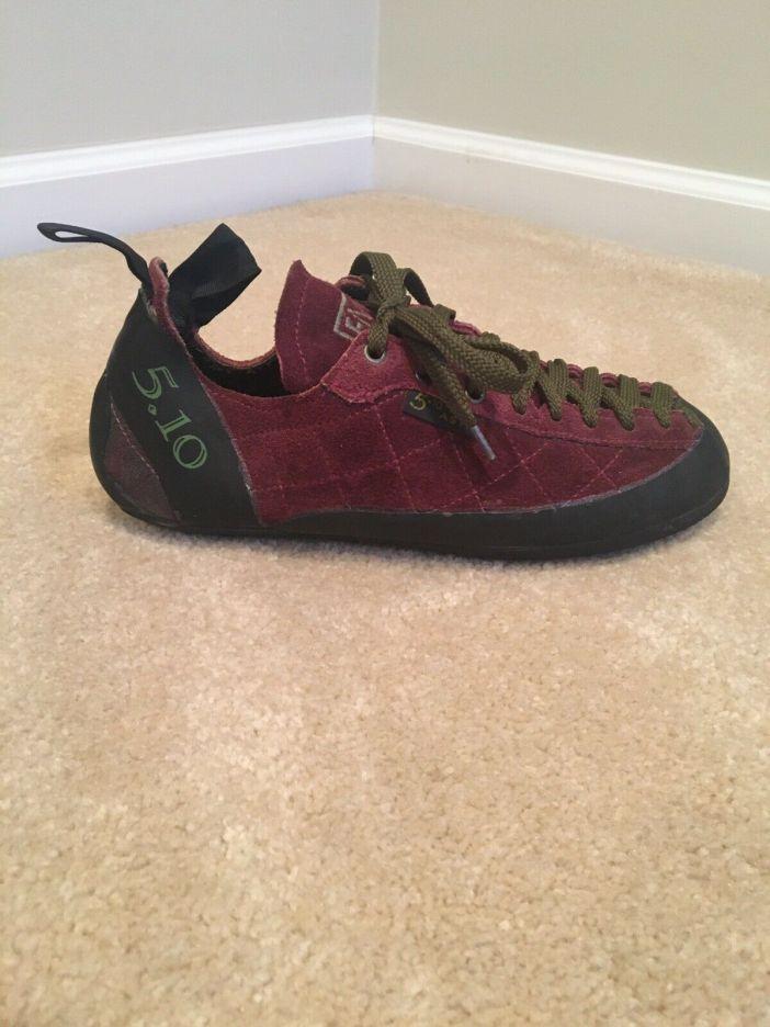 FIVE TEN Men's Stealth C4 Rock Climbing Shoes 9.5
