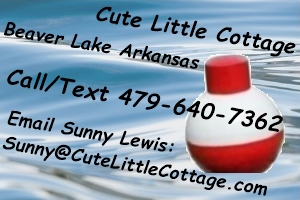Call - Text - Email Sunny at Cute Little Cottage