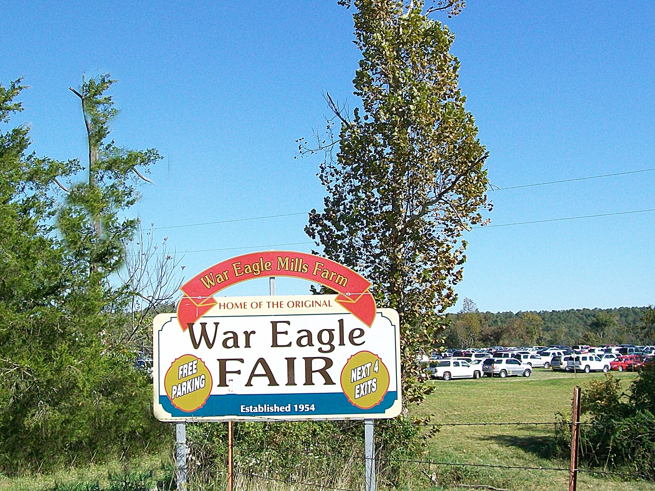 Pictures Of War Eagle Craft Fair