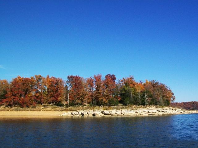 Horseshoe Bend Park On Beaver Lake AR