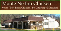 Monte Ne Inn Chicken at Monte Ne Arkansas on beaver Lake... Think Sunday Diner at Grandma's!