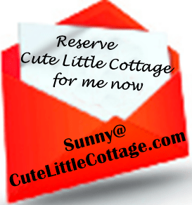 email Vacation Rental Reservation