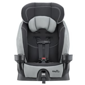 Evenflo Chase Booster Car Seat Review