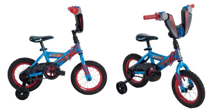 Huffy Marvel Spider-Man Boy's Bike Review