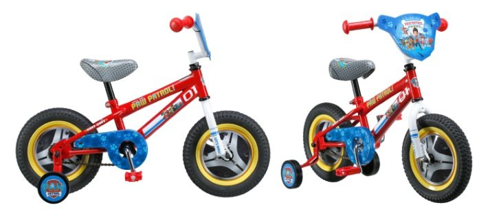 Paw Patrol 12 Bicycle by Nickelodeon Review