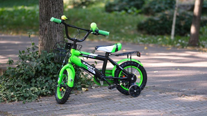Best bike for 4 year olds