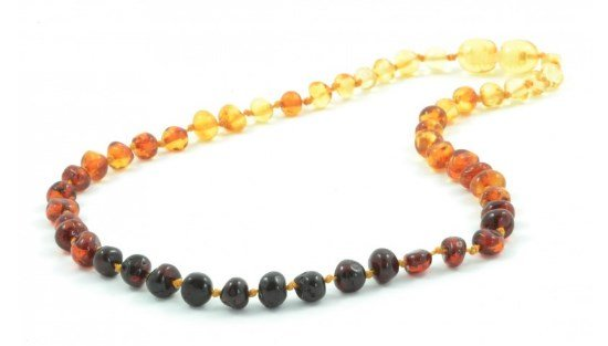 Baltic Amber Land Raw Amber Teething Necklace Review