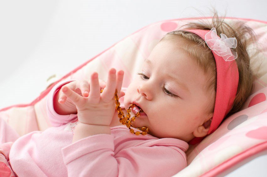 Best Amber Necklace for Teething