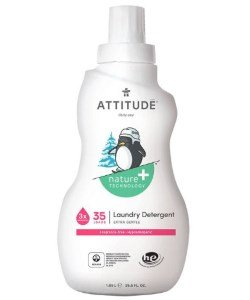 Attitude Little Ones Fragrance Free Laundry Detergent Review