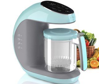 Homia Baby Food Maker Review
