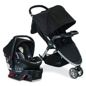 B-Agile 3 & B-Safe 35 Travel System Review