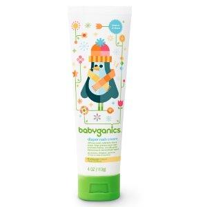 Babyganics Diaper Rash Cream Review