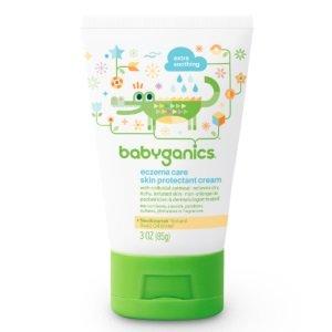 Babyganics Eczema Care Skin Protectant Cream Review