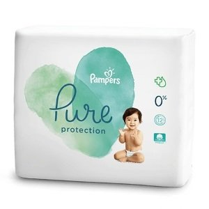 Pampers Pure Disposable Baby Diapers Review