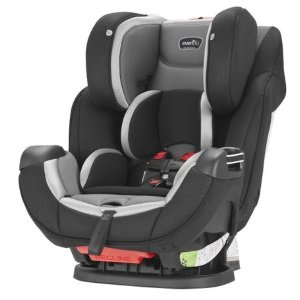 Evenflo Symphony DLX All-in-One Car Seat Review