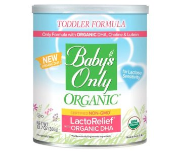Baby's Only LactoRelief with DHA & ARA Toddler Formula Review