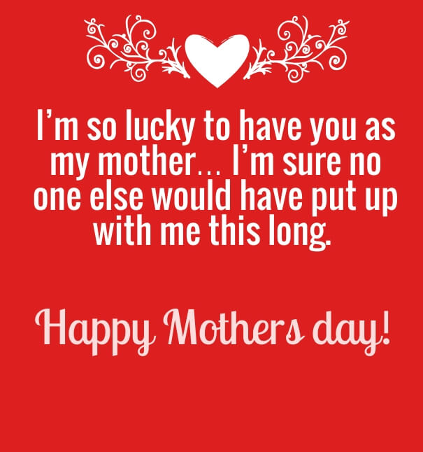 Happy Mothers Day 2017 Love Quotes Wishes And Sayings
