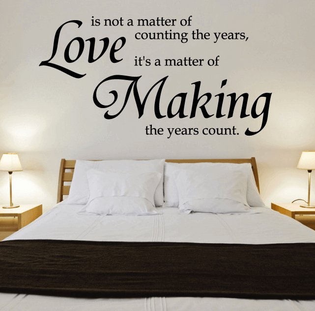 Wall Decal Love Quotes For Bedroom 10 Most Your