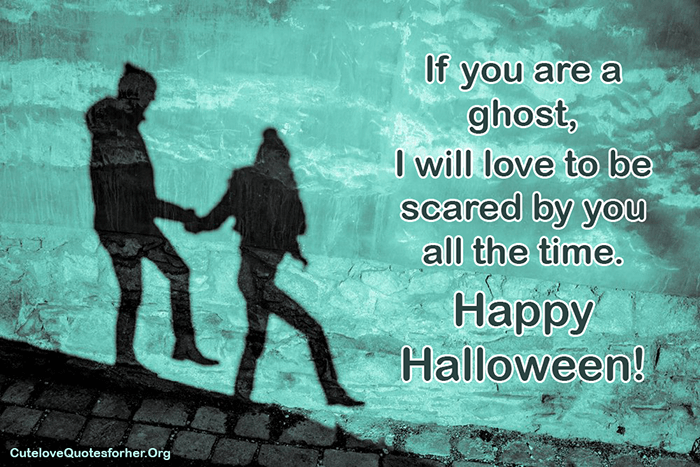 Halloween 2018 Love Quotes Wishes And Greetings For Him Her