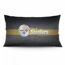 pittsburgh steelers pillow case with