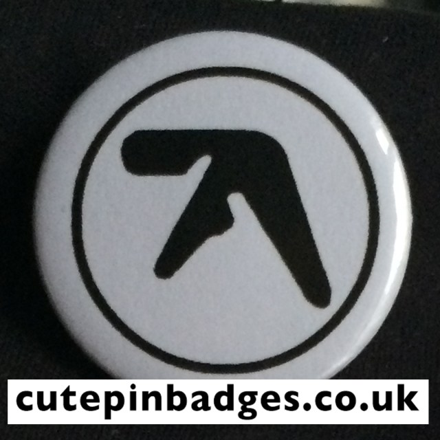 Aphex Twin Badge