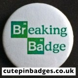 Breaking Bad Badge