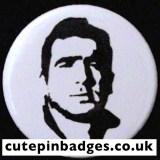 Eric Cantona Badge