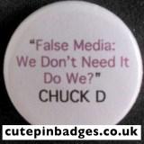Chuck D Badge