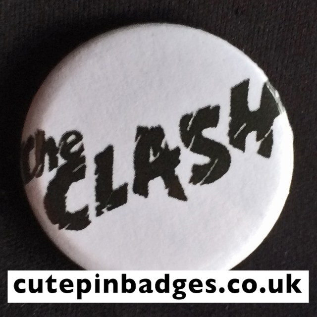 The Clash Badge