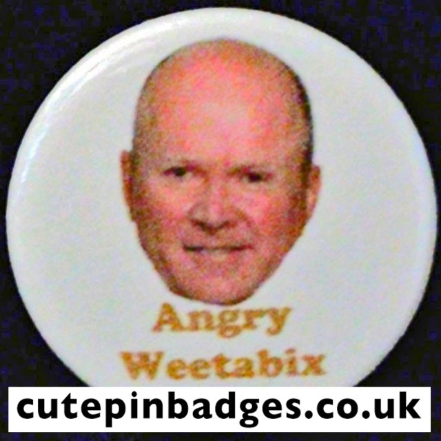 Phil Mitchell badge