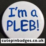 Pleb Badge