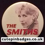 The Smiths Ask Badge