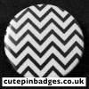 Twin Peaks Badge White Lodge