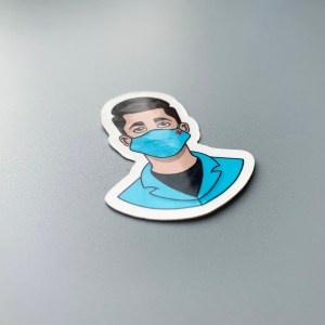 Frontline Workers Sticker Pack