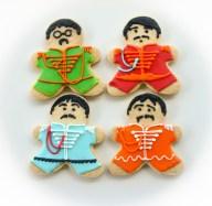 The Beatles Cookies