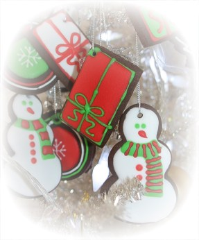 Cookies Christmas Tree Decorations