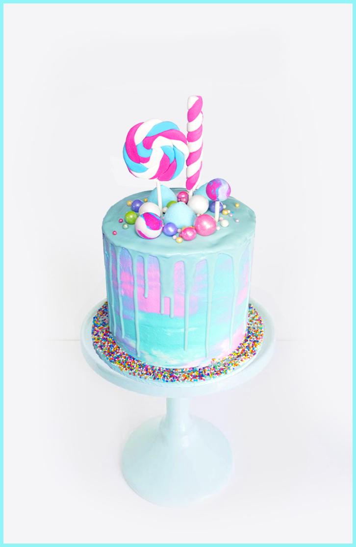 Childrens Cakes Cute Sweet Things