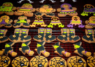 Halooween cookies