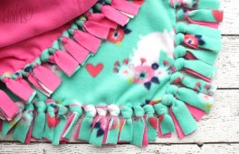 Image result for no sew blanket clipart