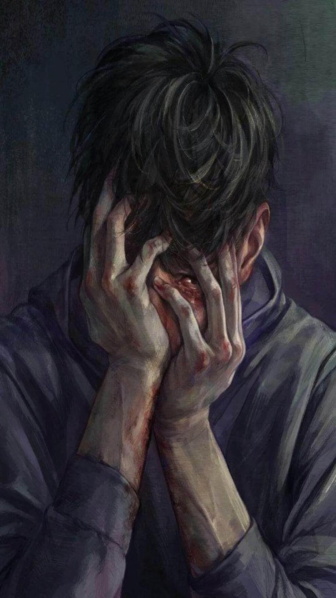 10 Sad Anime Boy Wallpaper Download