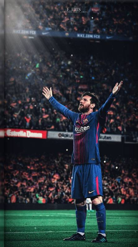 messi celebration wallpapers posted by