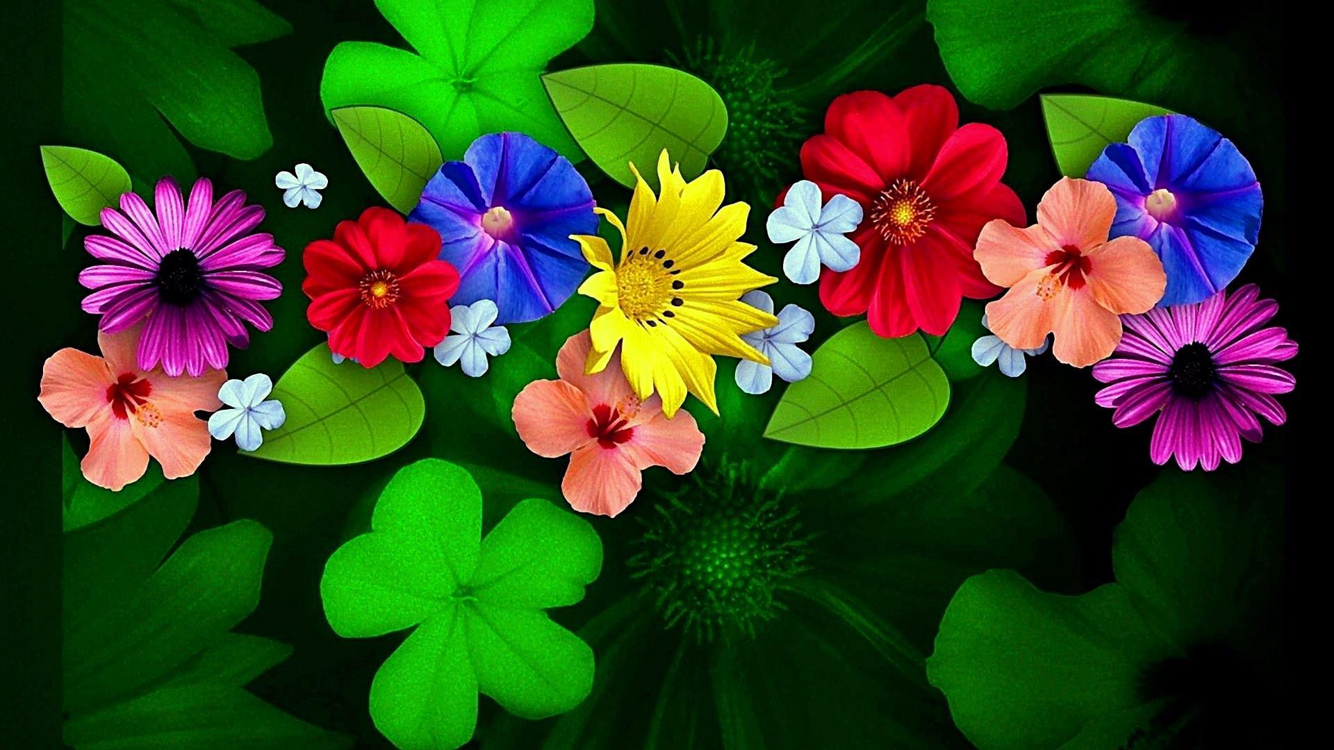 Wallpaper Hd Flowers Posted By Ethan Peltier