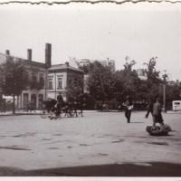 1939, Piața Amzei, vedere generală