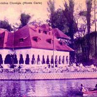 Anii '20, Grădina Cişmigiu, restaurantul Monte Carlo.