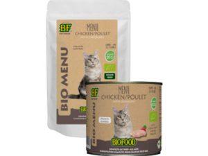 Biofood Bio Kattenvoer Kip Menu