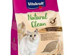 Vitakraft Natural Clean Plantvezels 8L