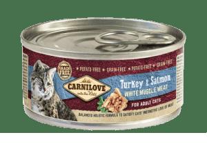 Carnilove Katten Natvoer – Blikje 100g