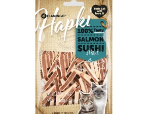 Hapki Salmon Sushi Strips 85g